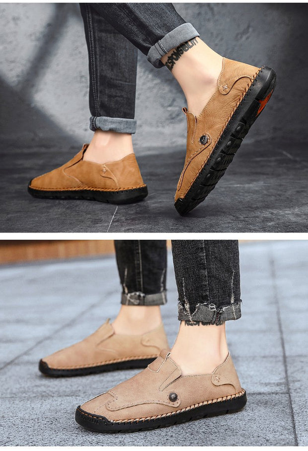 Men's Fashion Trend Handmade Casual Original Shoes