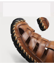 Men's Fashion Trend Handmade Retro Sandals