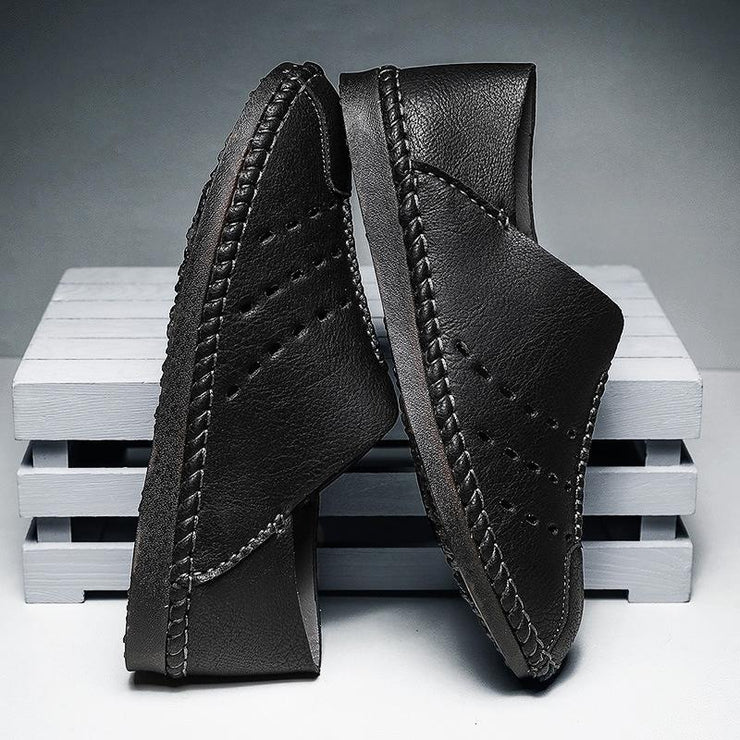 Men's Fashion Trend Handmade Loafers