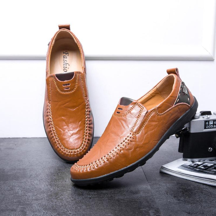 Men's Fashion Trend Handmade Casual Loafers