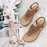 Women Sandals Bohemia Women Casual Shoes Sexy Beach Summer Flip Flops Fashion Gladiator Women Flats Sandals Large Size
