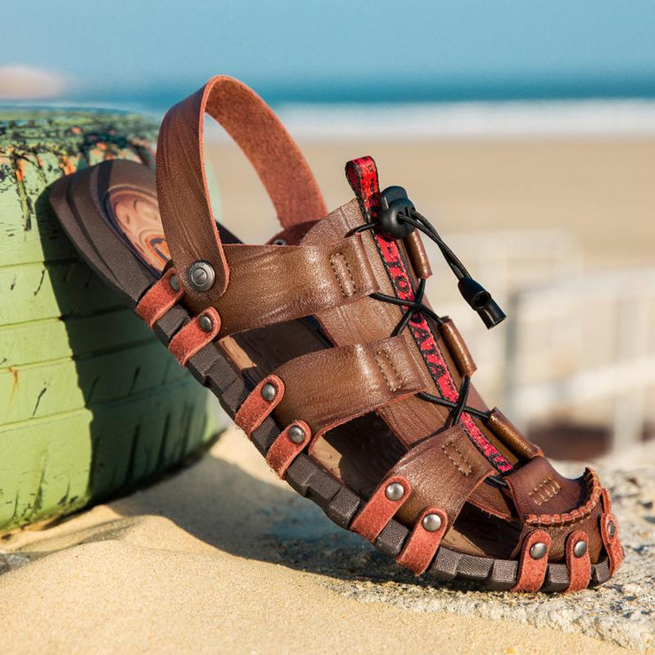 Men Outdoor Slip Resistant Casual Sandals