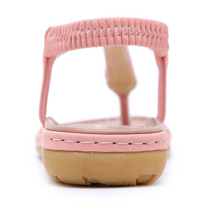 Women Sandals Sandalias Soft Slides Flip Flops Flat Ladies Beach Sandals
