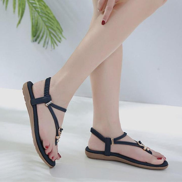 Women Summer Shoes Female Beach Flat Sandals Shoes