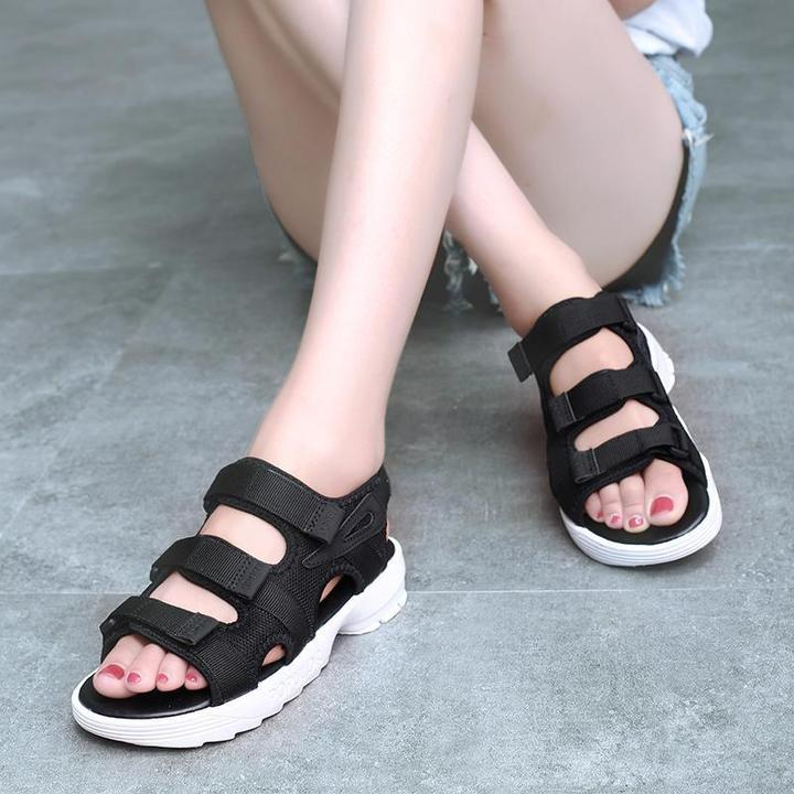 Women Sandals Round Toe Casual Shoes