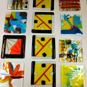 One Day Introduction to Fusing Glass with Ruth Adams 27th June 2020
