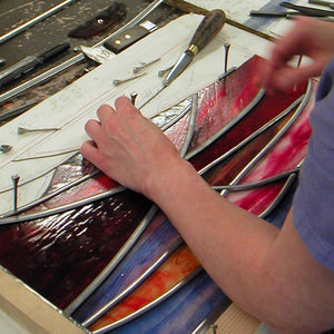 Two Day Stained Glass Leading Workshop with Ruth Adams 20th-21st June 2020