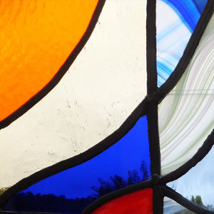 One Day Introduction to Stained Glass with Ruth Adams: 18th April 2020