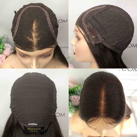 lace top wigs Jewish wigs