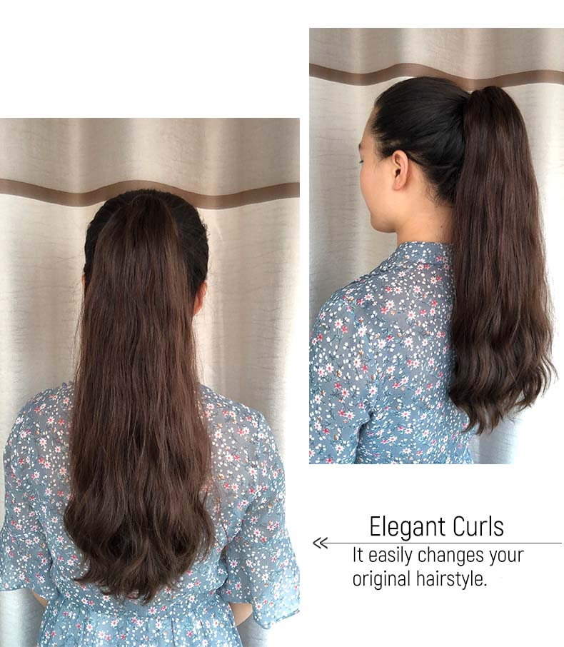 human-hair-ponytail-extensions