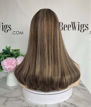 HD Swiss Lace Luxury Human Hair Wigs Hasidic Wigs for Sale