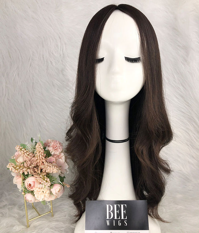 Big Layer European Hair Wigs
