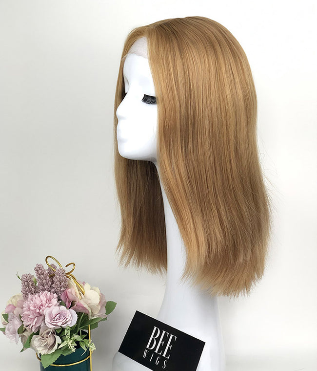 Silk Top Lace Front Wigs
