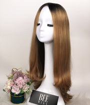 Blonde Sheitel