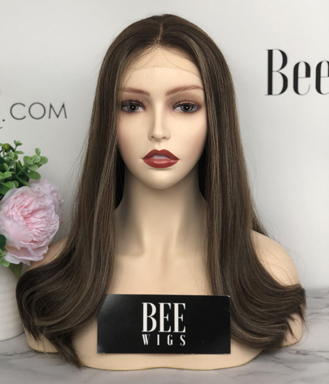 Best Transparent Lace Wigs With Highlights
