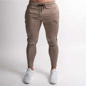 Men's Sports Stretch Leg Fitness Running Pants