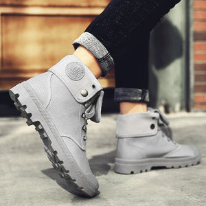 Ankle Boots All Season Boots Casual Men's Shoes