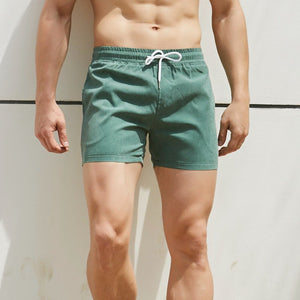 Casual Arrow Pants Drawstring Quick-drying Beach Shorts