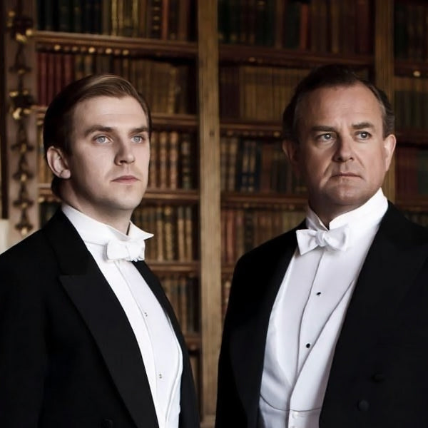 Lord Grantham and Matthew crawley (Downton Abbey)