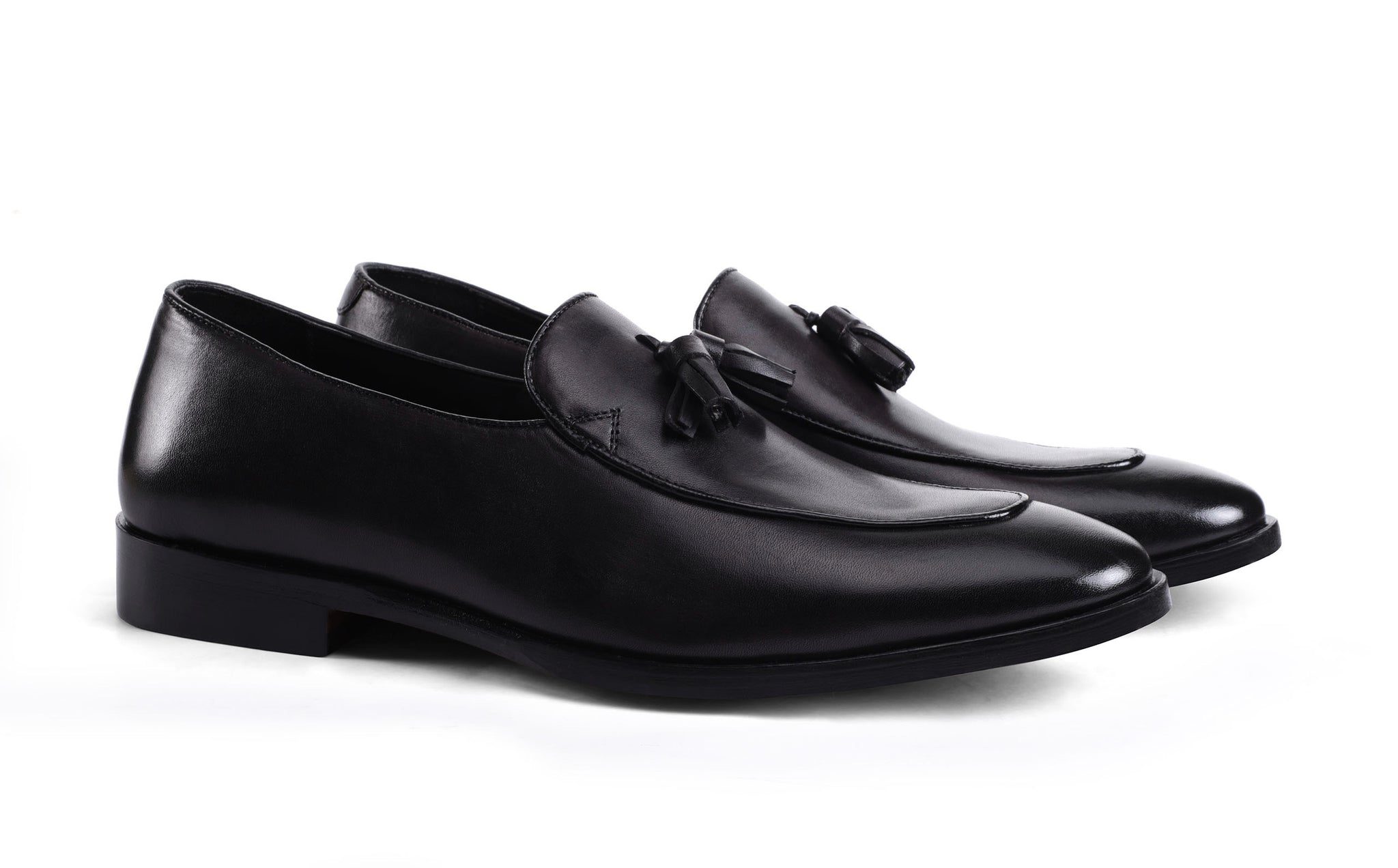 leather loafer shoes for mens