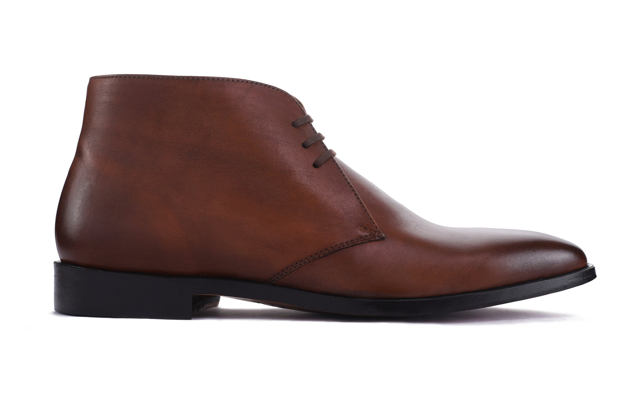 mens Leather chukka boots india