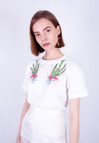 Rosemary Shrimp Bouquet T-Shirt