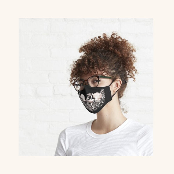 Shell Siren Luxury Mask