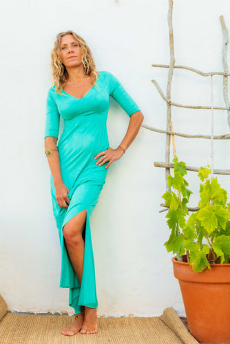 NEW COLLECTION- Blonda Eco Suede Turquoise