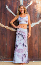 Load image into Gallery viewer, NEW COLLECTION-  Skirt Pink printed Good