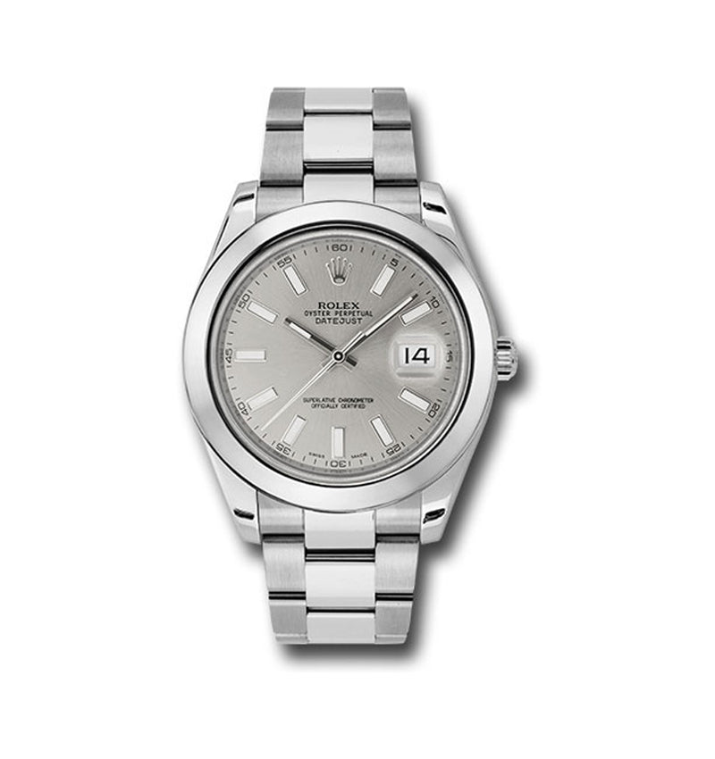 Datejust II 41mm Ref: 116300 sio