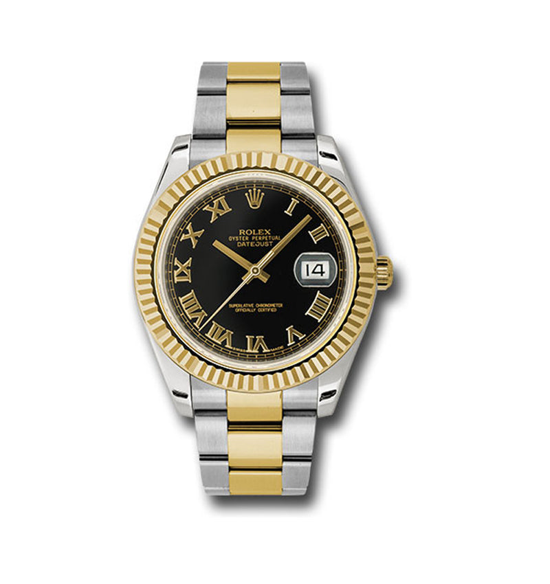 Datejust II 41mm Ref: 116333 bkro