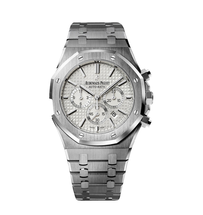 Royal Oak Chronograph 41mm Ref: 26320ST.OO.1220ST.02