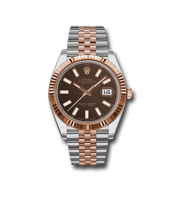 Datejust 41 Ref: 126331 choij