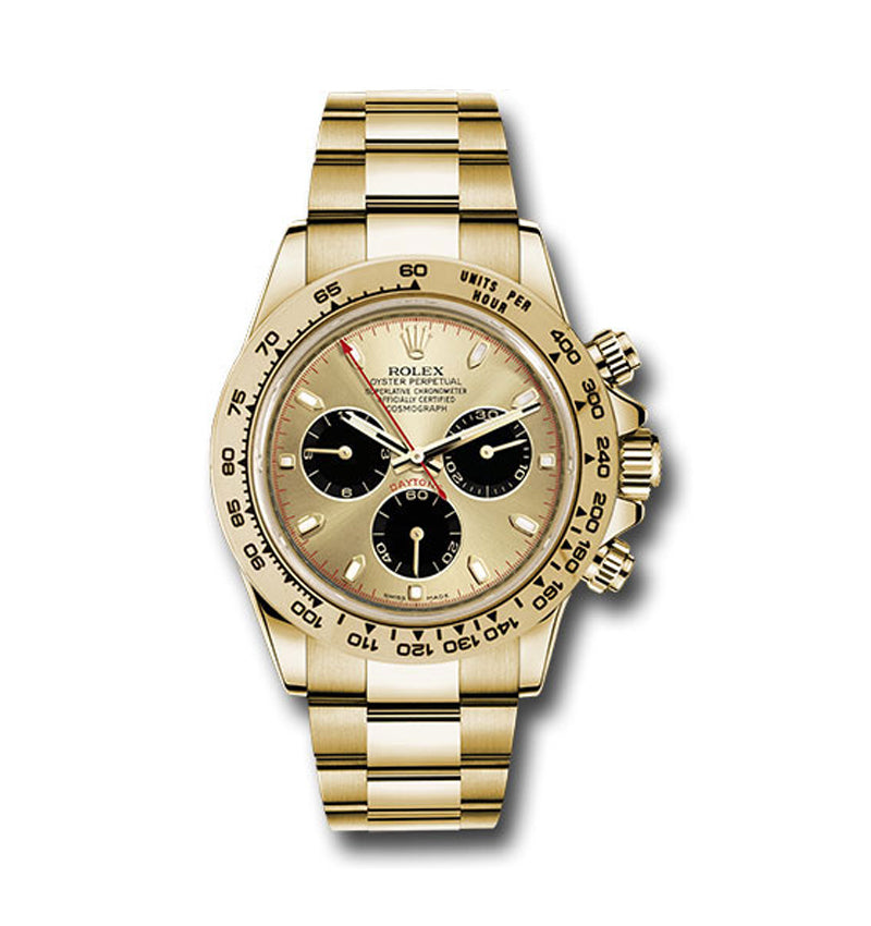 Daytona Yellow Gold Ref: 116508 chbki