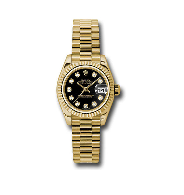 Lady Datejust Ref: 179178