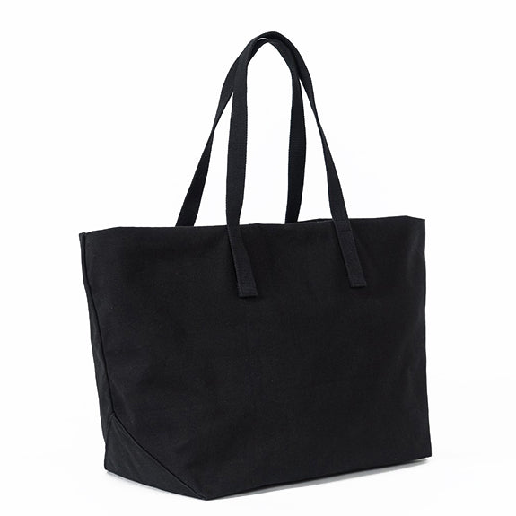 Weekend Recycled Canvas Bag - Black_new