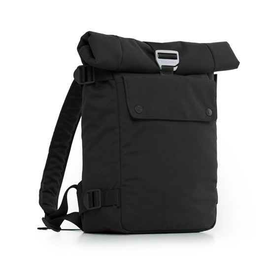 Commuter Backpack - Black (Small)