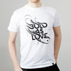 Bold As Love T-shirt_By Si Scott - White