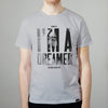 Dreamer T-shirt - Light Grey