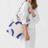 Tote Recycled Canvas Bag - Natural Cutout