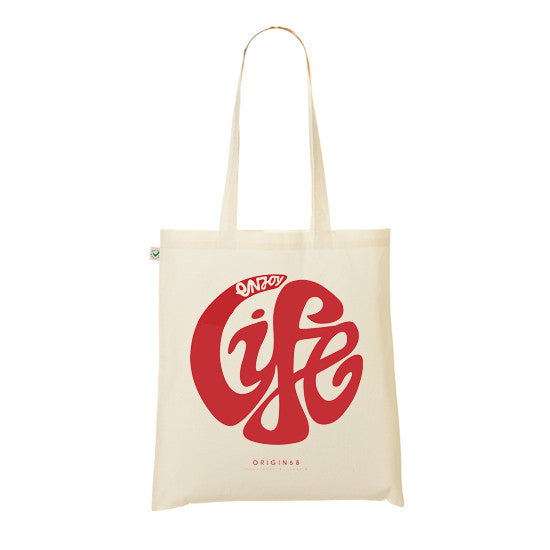 Enjoy Life Tote Bag