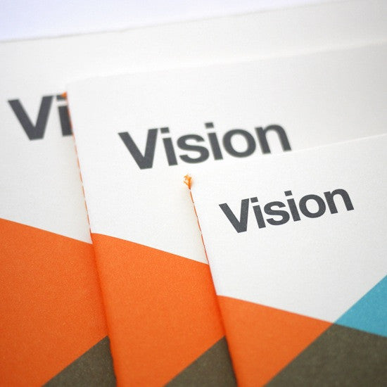 Quotes 'Vision' Notebook