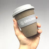 Bamboo Fibre Reusable Cup