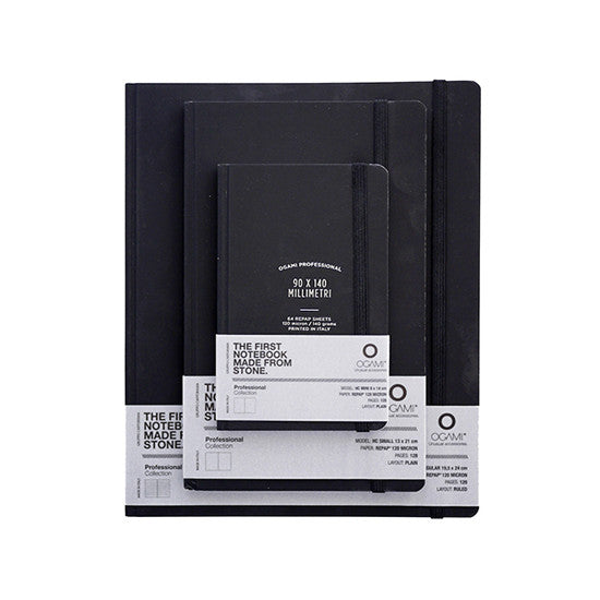 Professional Black Notebook