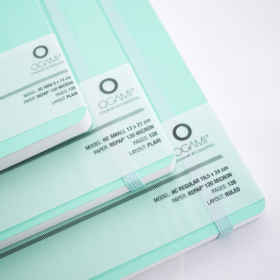 Professional Teal Notebook
