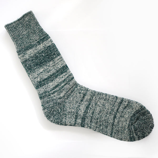 Heavyweight Wool Socks - Bottle Green