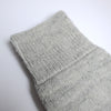 Heavyweight Wool Socks - Light Grey