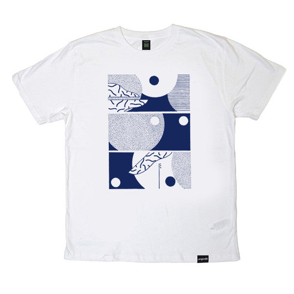 Lazy Days T-shirt _By Joe Trickett