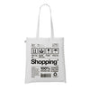 Shopping Being Tote Bag
