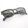 Repurposed Skateboard Sunglasses - Black